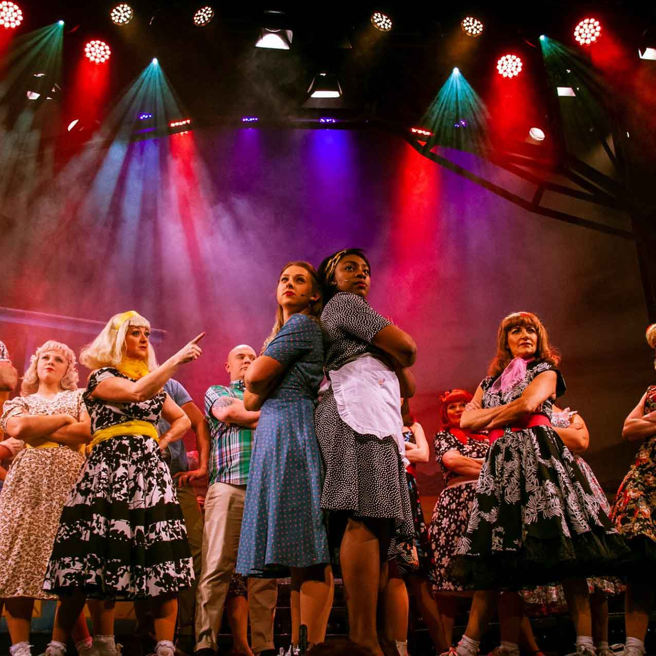 theatre photography tips lods leigh operatic dramatic society all shook up 6