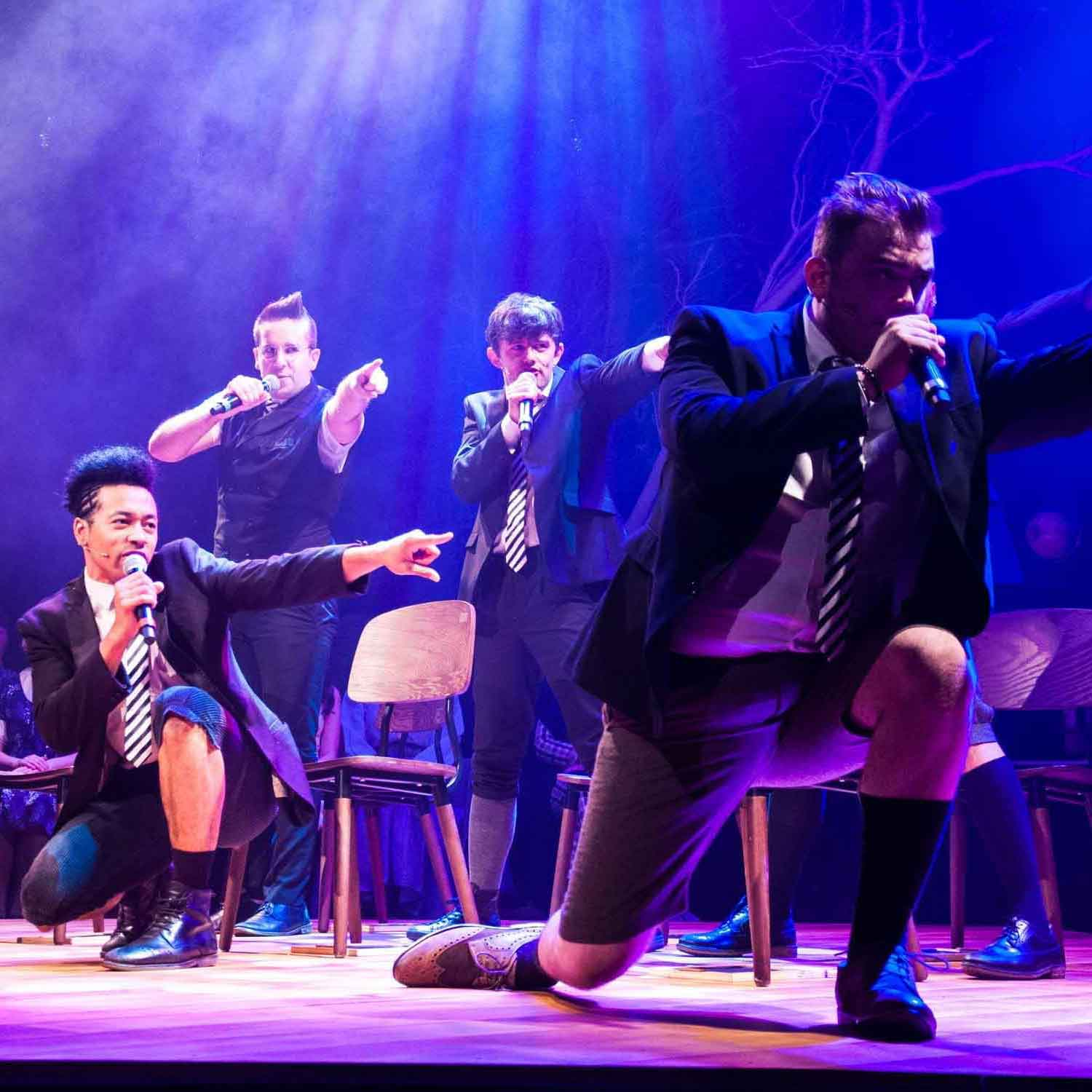 theatre photography tips lods leigh operatic dramatic society spring awakening 6